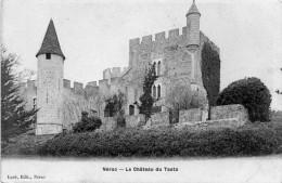 Cpa 1907 , NERAC , ,château Du Tasta   (12.37) - Châteaux