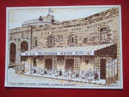 35 - SAINT MALO - A LA DUCHESSE ANNE - ... - Saint Malo