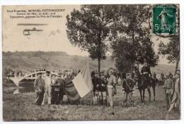 MONCEL-PETTONCOURT : Pont-Frontière : Circuite De L'est LEGAGNEUX Gagnant Du Prix ( Plan Animé ) - Autres Communes