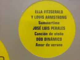 CD Con 12 Canciones  YESTERDAY - MIGUEL RIOS - ELLA FITZGERALD + OTROS Ver Bien Las Fotos - Ediciones De Colección