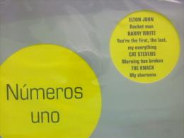 CD Con 13 Canciones YESTERDAY (COLECCIÓN DE PLANETA)13 NUMEROS UNO - ELTON JOHN - DAVID BOWIE - ROD STEWART + OTROS - Ediciones De Colección
