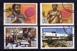 Zimbabwe - 1985 - 50th Anniversary Of National Archives - Used/CTO - Zimbabwe (1980-...)