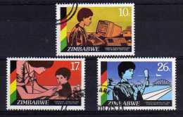 Zimbabwe - 1985 - UN Decade For Women - Used/CTO - Zimbabwe (1980-...)