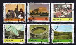 Zimbabwe - 1990 - 10th Anniversary Of Independence - Used/CTO - Zimbabwe (1980-...)