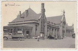20856g GARE - Châtelet - Châtelet