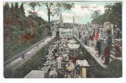 Boulters Lock - Berkshire - England - United Kingdom - Old Postcard - Unused - Inghilterra