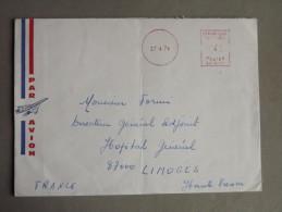 Enveloppe Congo - Autres
