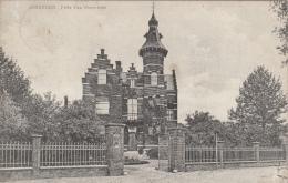 Cpa/pk 1920 Assenede Villa Van Hoorebeke De Rycke - Assenede