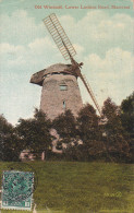 22668 MONTREAL, QUEBEC - OLD WINDMILL, LOWER LACHINE ROAD - VALENTINE'S & SONS - J.V. 101.412 - Montreal