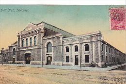 22694 CANADA Quebec Montreal -Drill Hall -Novelty MFG - Montreal