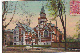 22696 IV 107.347 CANADA Quebec Montreal - Diocesan College, University Street - - Montreal