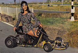 CPM - Pin Up - Femme - Kart - 7192A - Pin-Ups