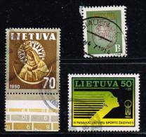 Litauen, Michel#  O - Lithuania