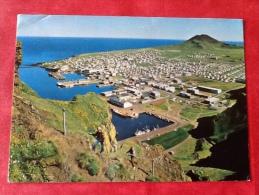 Iceland General View Of Heimaey (Westman Isl.) - Iceland