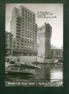 Italie - Savona - Torre Antica E Moderna ( Animée Ed. Vezzono L.) - Savona