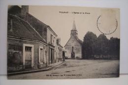 VOLNAY  --- L´Eglise Et La Place - Other Municipalities