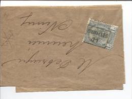 TP 53 Roulette Bruxelles 1901 S/Manchon V.Nimy PR482 - Precancels