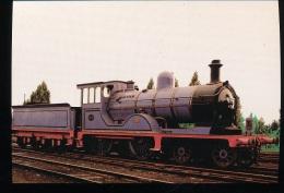 Belgique -- Locomotive A Vapeur Type 18 - Eisenbahnen