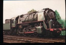 Belgique -- Locomotive A Vapeur Type 29 - Eisenbahnen