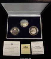15107 - D-Day - 50th Anniversary - Etats Unis - France - Royaume Uni - Monnaies