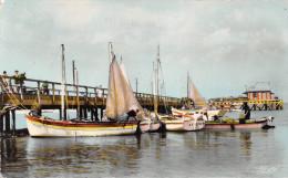 ¤¤  -  8931  -  LA BARRE-de-MONT   -  FROMENTINE   -  L'Embarcadère  -  Bateaux De Pêche   -  ¤¤ - France