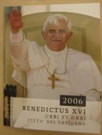 17043 - TX - Set D´euros De 2006 - Benedictus XVI - Vatican