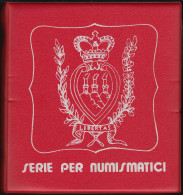 17508 - TX - 3 Sets De 1972 à 1992 - Saint-Marin
