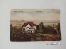 Mähr-Schönberg. - Bergwirtshaus. - Czech Republic