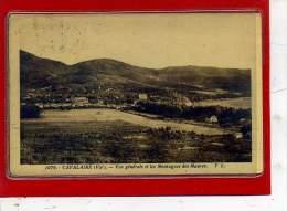 - CAVALAIRE - Sur- MER - C/ St Tropez - Vue Générale Et Les Montagnes Des Maures - Cavalaire-sur-Mer