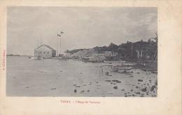 France - Polynésie Française - Océanie -  Précurseur - Tahaa - Village De Vaitoare - Polynésie Française