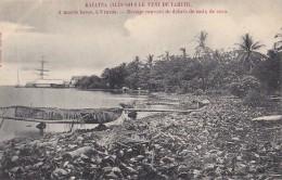 France - Polynésie Française - Océanie -  Raiatea - Uturoa - Port Pêche - Polynésie Française
