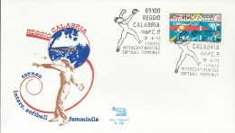 REGGIO CALABRIA- TORNEO INTERCONTINENTALE SOFTBALL FEMMINILE-18-6-1972 - Autres