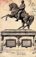 Rouen   598            Statue De Napoléon . - Rouen