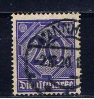 DR Deutsches Reich 1920 Mi 26 Dienstmarke - Service
