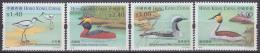 Hong Kong 2003 Yvert 1081-84, Fauna,  Aquatic Birds - MNH - 1997-... Chinese Admnistrative Region