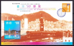 Hong Kong 1997 Yvert BF 51, Philatelic Exposition ´97 (V), Miniature Sheet - MNH - Hong Kong (...-1997)