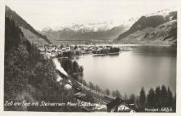 Zell Am See Mit Steinernem Meer (Salzburg) - Zell Am See