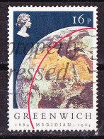Greenwich -Gran Bretagna Usato - Geografía