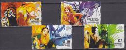 Singapour - Singapore 2007 Yvert 1534-37 Cultural Dances - MNH - Singapore (1959-...)