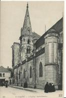 89 - YONNE - AUXERRE - Eglise Sainte Eusebe - Auxerre