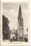 89 - YONNE - AUXERRE - Eglise Saint Germain - Auxerre