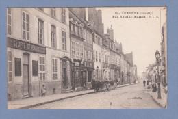 CPA - AUXONNE - La Société Générale - Rue Antoine Masson - C.L.B. - Auxonne