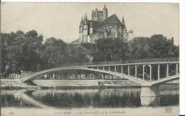 89 - YONNE - AUXERRE - La Passerelle - Auxerre