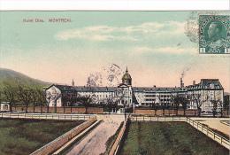 22720 CANADA - Quebec MONTREAL  Hotel Dieu -european Post Card  N° 2038- - Montreal