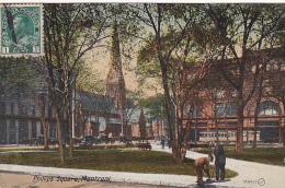 22721 CANADA - Quebec MONTREAL Philips Square, Montréal, P.Q., Valentine  JV 104.451 - Montreal