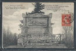 - CPA 14 - Potigny, Le Tombeau De Marie Elisabeth Joly - France