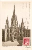 POSTAL DE BARCELONA DE LA CATEDRAL (ZERKOWITZ) - Barcelona