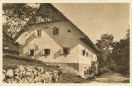 SLOVENIE - LJUBLJANI - VRBA , Presernova Rojstna Hisa - Slovénie