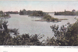 22724 CANADA - Among The Thousand Islands, St. Lawrence River, Ontario Canadian Waters 2177 AWarwick