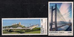 2013 Spanien Mi. 4815-6  **MNH Spanische Brücken - 2011-... Nuovi & Linguelle